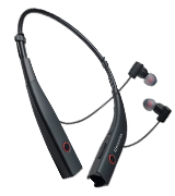Phiaton BT 100 NC Black Bluetooth Neck Band