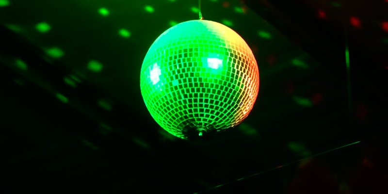 "Review of ADJ Products M-2020 20"" Mirror Ball"