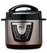 Power Pressure Cooker XL PPC 6 Quart Pressure Cooker