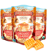 Birch Benders Organic Pancake and Waffle Mix