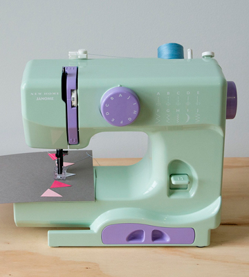 Review of Janome 001 Mystical Mint Basic