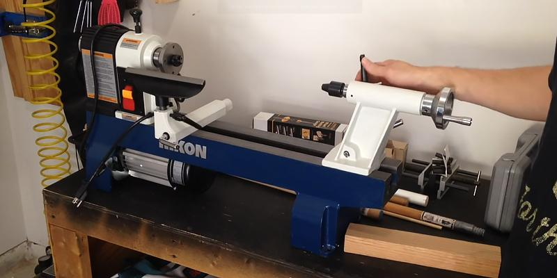 Review of RIKON Power Tools 70-100 Mini Lathe