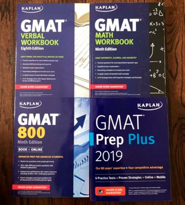 Review of Kaplan Test Prep The Ultimate in Comprehensive Self-Study for GMAT