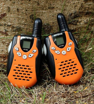 Review of Retevis RT-602 Kids Walkie Talkies Rechargeable