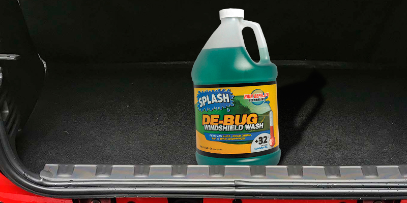 Review of Rain-X Original 2-in-1 Windshield Washer Fluid