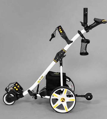 Review of Bat-Caddy X3R Electric Golf Caddy