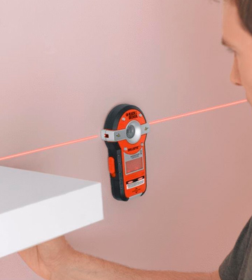 Review of BLACK + DECKER BDL190S Line Laser, Auto-leveling with Stud Sensor