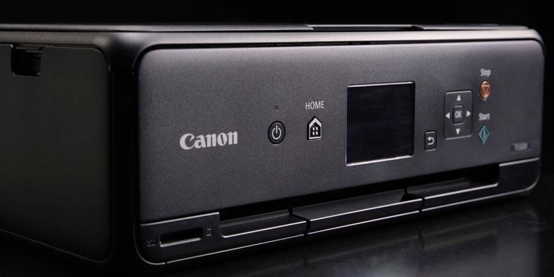 Review of Canon PIXMA TS9020 Wireless All-In-One Printer with Scanner and Copier