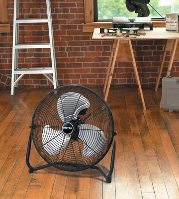 Review of Patton PUF1810C-BM 18-Inch High Velocity Fan