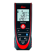 Leica Geosystems 838725 DISTO D2 Bluetooth Laser Measure
