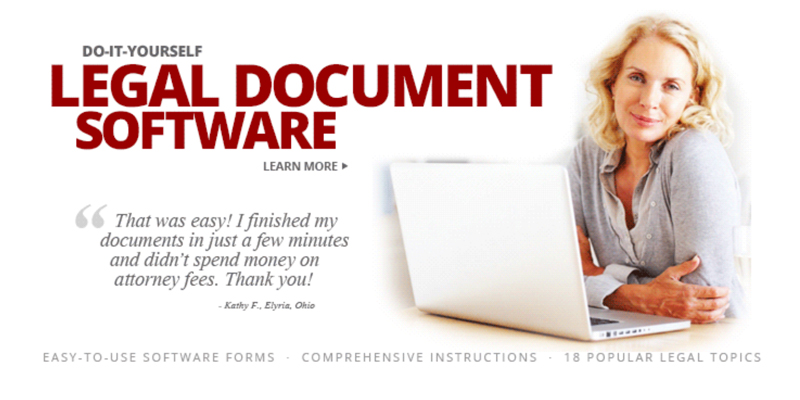 Review of Standard Legal LLC Legal Forms Software