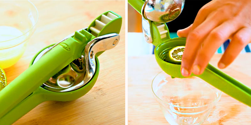 Review of Chef'n FreshForce Citrus Squeezer