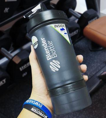 Review of BlenderBottle Shaker Bottle