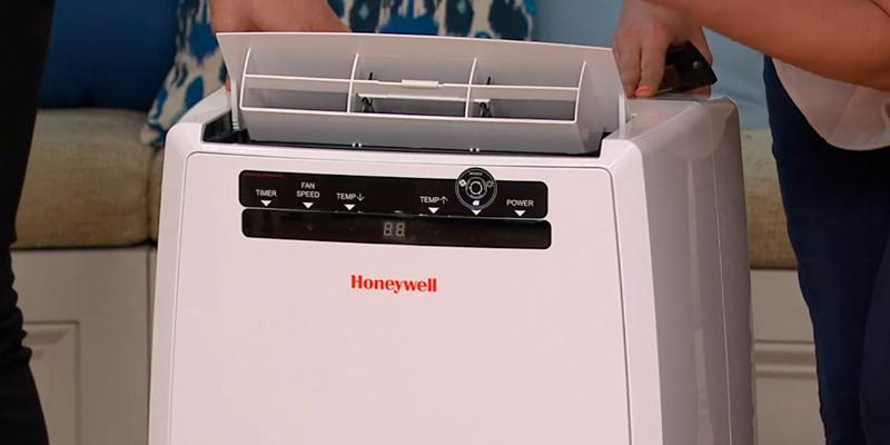 Honeywell MN10CESWW Auto‐Evaporation System in the use