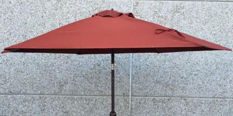 Review of Tropishade PatioTable Umbrella