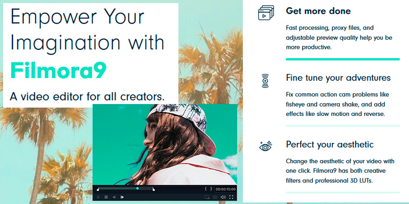 Detailed review of Wondershare Filmora9: A Video Editor for All Creators