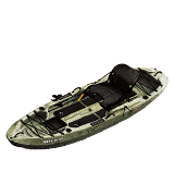 SUNDOLPHIN Boss SS 12.3-Feet Sit-On/Stand On Top Angler Kayak