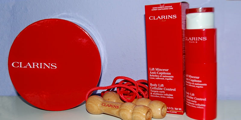 Detailed review of Clarins Body Lift Cellulite Control