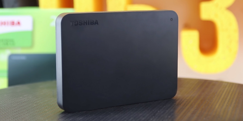 Toshiba Canvio Basics Portable External Hard Drive application