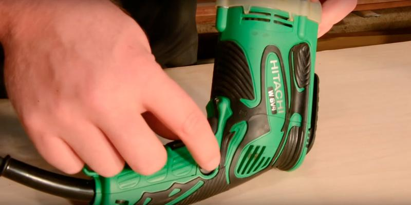 Review of Hitachi W6V4SD2 Collated Drywall ScrewGun