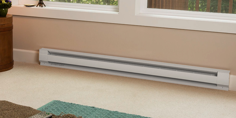"Review of Cadet 96"" Electric Baseboard Heater"