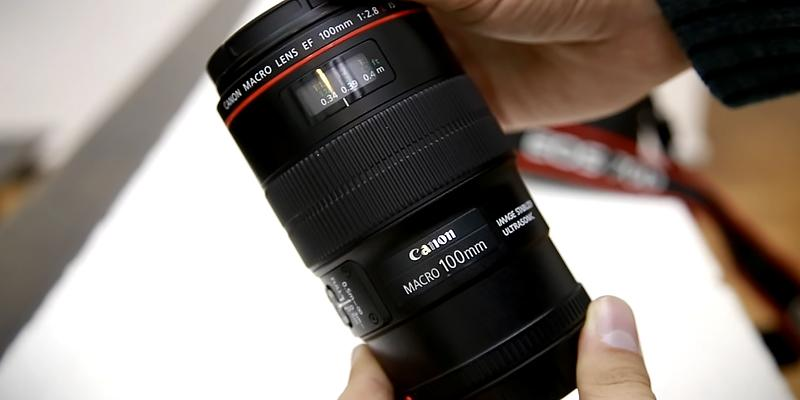 Review of Canon (3554B002) EF 100mm f/2.8L IS USM