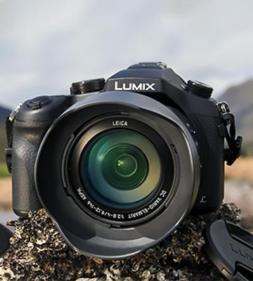 Review of Panasonic LUMIX DMC-FZ1000 Camera