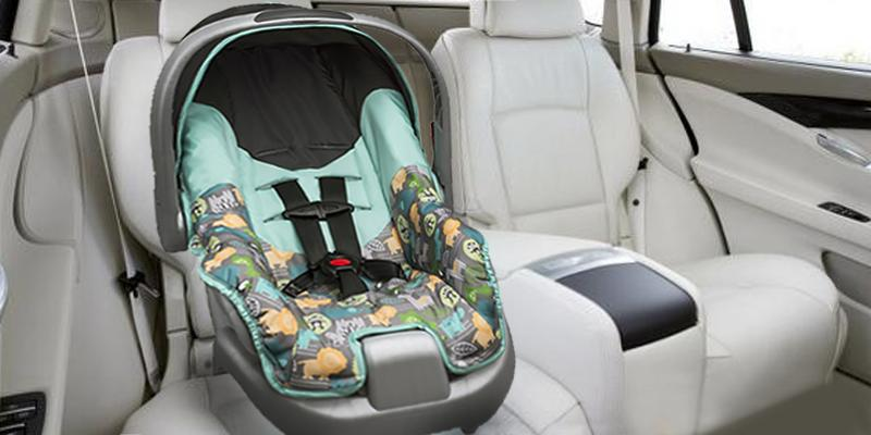 Review of Evenflo Nurture Infant Car Seat