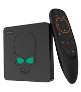 Beelink GT King Android 9.0 TV Box | 4K HDR, Voice Remote Control