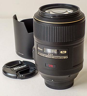 Review of Micro-NIKKOR 105mm f/2.8G IF-ED AF-S VR Fixed Macro Lens