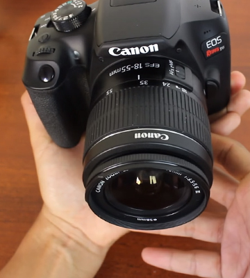 Review of Canon Rebel T6 DSLR Camera Kit with EF-S 18-55mm f/3.5-5.6 IS II Lens