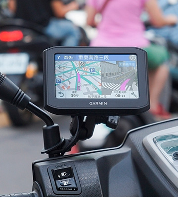 Review of Garmin Zumo 396 LMT-S Motorcycle GPS