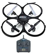UDI RC U818A 4 CH 6 Axis Gyro RC Quadcopter