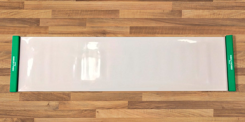Hockeytrain.com Supreme Slide Board in the use