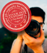 Stuck In Customs Photography Tutorials