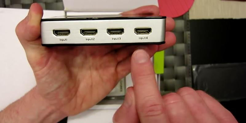 Review of Kinivo 501BN 5 port HDMI switch