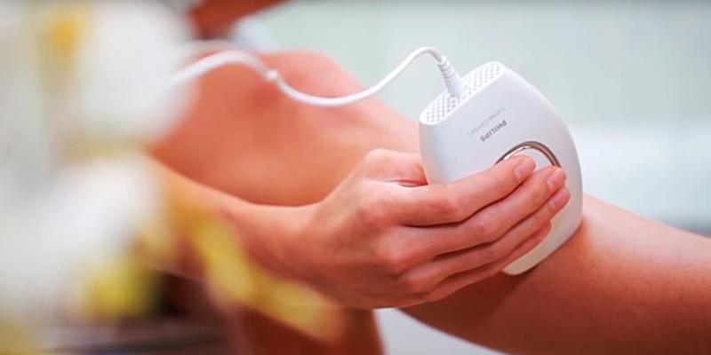 Review of Philips Lumea Comfort IPL Hair Removal System