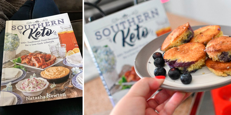 Review of Natasha Newton Southern Keto: 100+ Traditional Food Favorites for a Low-Carb Lifestyle