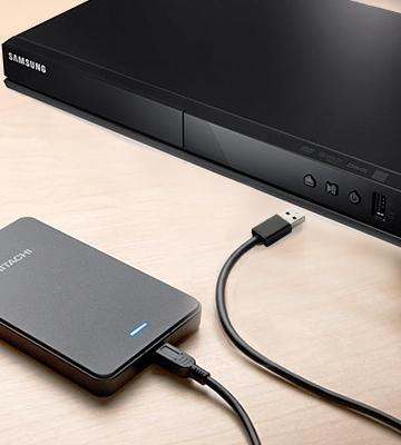 Review of Samsung DVD-E360 Progressive Scan DVD Player