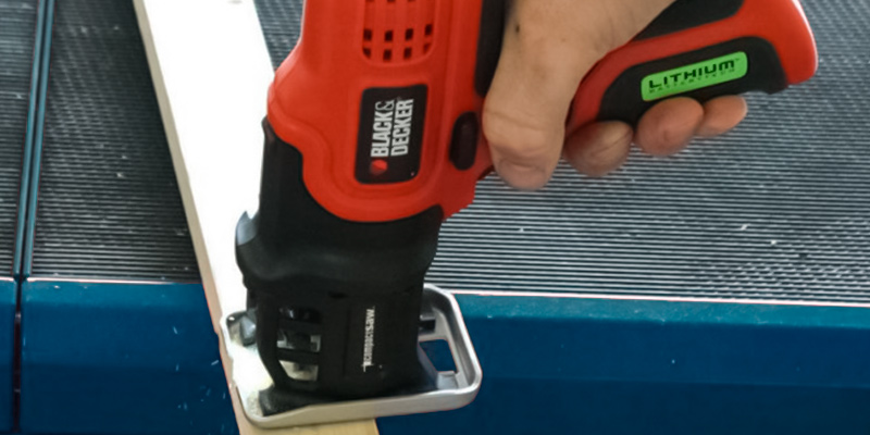 Review of Black & Decker LPS7000 Lithium-Ion Compact