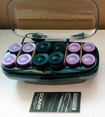 Review of Conair CHV14X Jumbo And Super Jumbo Hot Rollers