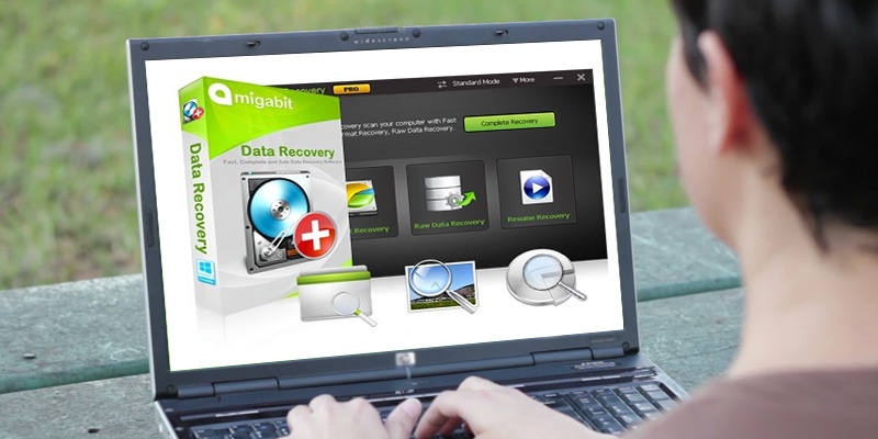 Review of Amigabit Data Recovery