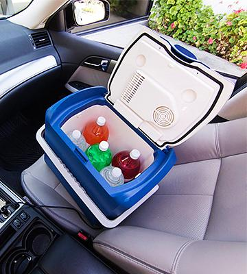 Review of Wagan Car Cooler/Warmer