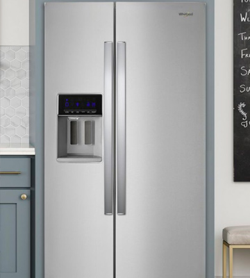 5 Best Side-by-Side Refrigerators Reviews of 2019