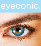 Eyeconic Color and Enhancing Contact Lenses