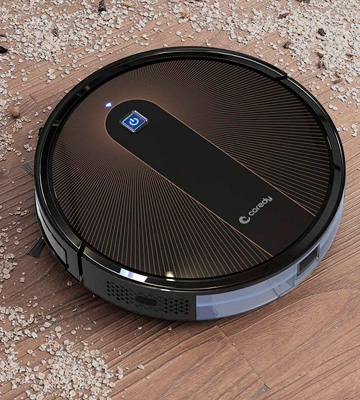 Review of Coredy R750 Robot Vacuum Cleaner, Mopping System