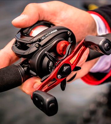 Review of Abu Garcia BMAX3 Max Low-Profile Baitcast Fishing Reel