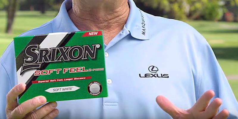 Detailed review of Srixon Soft Feel Golf Balls