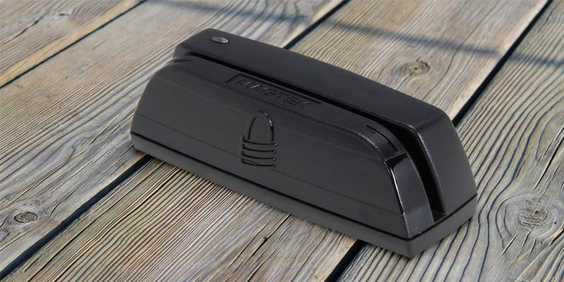 Review of MagTek Dynamag Magnesafe Triple Track Magnetic Stripe Swipe Reader