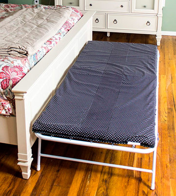 Review of iBED 2 Foam Hideaway Guest Bed